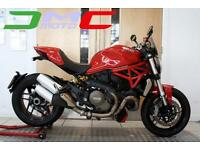 2015 Ducati Monster 1200 ABS Red 1,389 Miles | £115.44 pcm