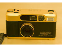 Contax T2 - 60th Anniversary Gold Edition