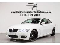 BMW 320d M SPORT PRO SAT NAV FSH