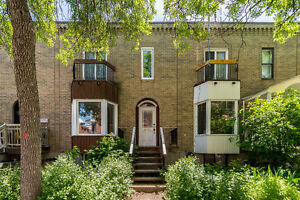 ***MAISON A LOUER MARCHE ATWATER / HOUSE FOR RENT ATWATER MKT***