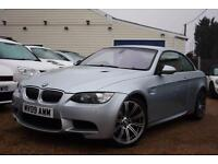 2009 09 BMW M3 CONVERTIBLE HARD TOP 4.0 V8 DCT 2DR - RAC DEALER