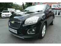 Chevrolet Trax 1.4 ( 140ps ) 4X4 ( s/s ) 2013 LT FCSH 6 MONTHS WARRANTY.