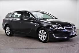 2015 Vauxhall Insignia TECH LINE CDTI ECOFLEX S/S Diesel black Manual