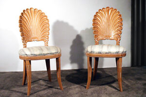 Shell Chairs - Offers Considered