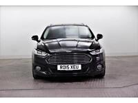 2015 Ford Mondeo TITANIUM TDCI Diesel black Manual