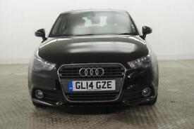 2014 Audi A1 SPORTBACK TFSI SPORT Petrol black Semi Auto