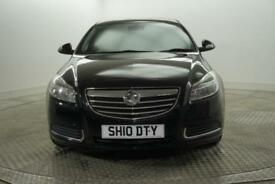 2010 Vauxhall Insignia SE CDTI Diesel black Manual