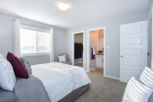 Brand new 2 bedroom, 2 1/2 bath townhouse for rent