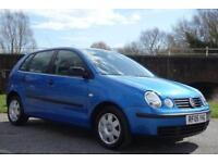 2005 Volkswagen Polo 1.4 Twist 5dr