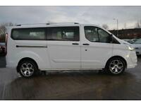 2015 65 FORD TOURNEO CUSTOM 2.2 TOURNEO CUSTOM 300L ZETEC TDCI 9 SEAT DIESEL