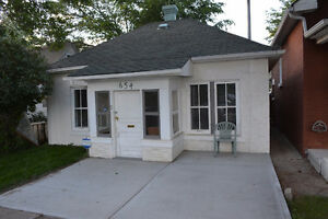 Two bedroom house for rent Single garage.