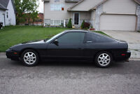 PARTING OUT 1993 Nissan 240SX Hatchback