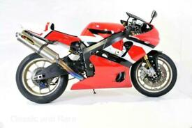 Yamaha YZF-R7 OW02 Homologation Superbike