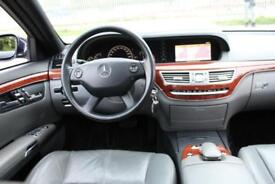 LHD LEFT HAND DRIVE Mercedes-Benz S320 3.0 CDI 7G-Tronic NAVI CLEAN FULLY LOADED