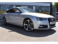 BAD CREDIT CAR FINANCE AVAILABLE 2013 13 AUDI A5 2.0TDI SPORTBACK BLACK EDITION