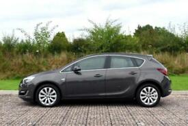 2014 Vauxhall Astra 2.0CDTi 16v 165bhp ecoFLEX Elite Full Leather