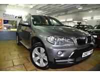 2007 BMW X5 3.0d Auto SE/ 1 FORMER KEEPER/ FINANCE/ PAN ROOF/ SATNAV/ FSH