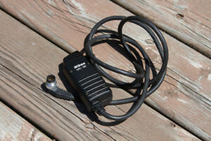 Nikon MC-30 remote cable shutter release