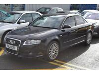 2006 Audi A4 2.0 TFSI S Line Special Edition 4dr