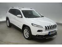 Jeep Cherokee 2.0 CRD Limited 5dr [2WD]