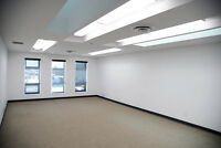 Secure Clean Office Space for Rent