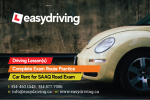 Prive Driving Lesson(s) - Easy Drivng School