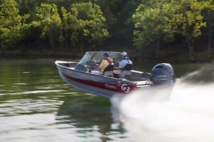 2017 Angler V18 SF With 175HP Yamaha Blowout Sale