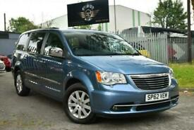image for 2012 Chrysler Grand Voyager 2.8 CRD LIMITED 5d 161 BHP MPV Diesel Automatic