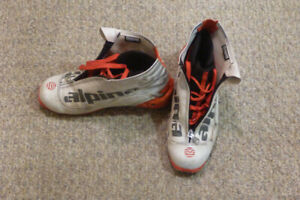 NNN alpina x country boots - size 43