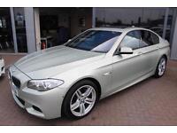 BMW 535d M SPORT. VAT QUALIFYING
