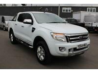 Ford Ranger 2.2TDCi 150PS 4x4 Auto Double Cab Limited + Nav - Onsite