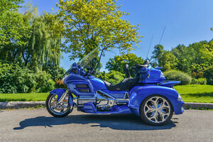 Trike Goldwing GL1800 Hannigan