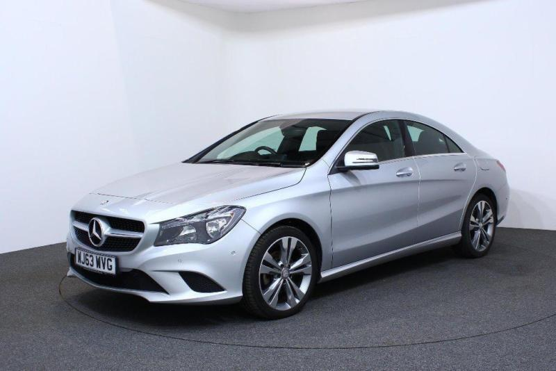 2013 mercedes benz cla class 1 6 cla180 sport 4dr in sheffield south yorkshire gumtree. Black Bedroom Furniture Sets. Home Design Ideas