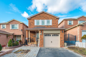 FOR SALE:Charming 2 Storey, 3 BR + 3 Baths Home In Scarborough