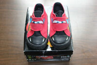 baby boy size 5 1/2 CARS canvas shoes  $8