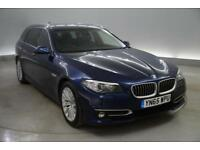 BMW 5 Series 520d [190] Luxury 5dr Step Auto