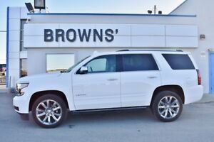 2017 Chevrolet Tahoe Premier - Leather Interior W/Heated & Coole