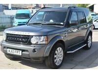 2013 LAND ROVER DISCOVERY 4 SDV6 COMMERCIAL PANEL VAN DIESEL