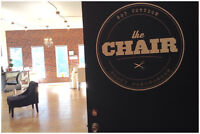Chair rental for hair stylist in the heart of Corydon Ave !!