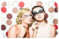 Pembroke events professional photo booth rental
