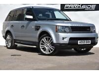 2009 Land Rover Range Rover Sport 3.0 TD V6 HSE 5dr