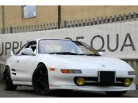 Toyota MR2 TWIN ENTRY TURBO STUNNING ONE OF THE BEST AROUND