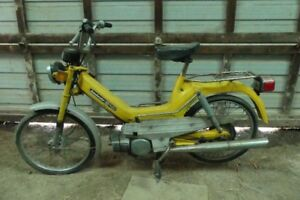 WANTED  late 70's Puch/Bombardier moped