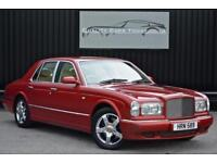 Bentley Arnage 6.8 V8 Turbo Red Label * Fireglow + Barley + Enthusiast Owned*