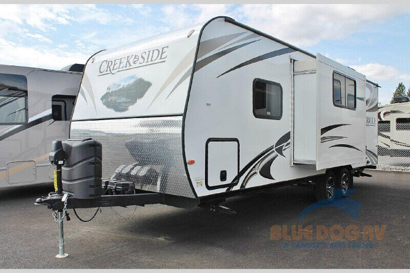 2015 Creekside 23bhs Travel Trailer by Outdoor RV | Travel ...