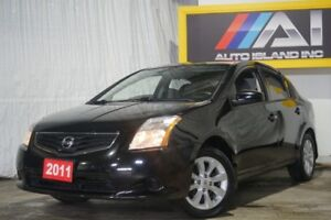 2011 Nissan Sentra 5 SPD  LOW KMs  ALLOY  MINT CONDITION!!