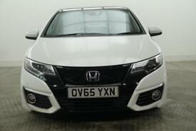 2015 Honda Civic I-DTEC SR Diesel white Manual