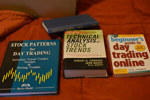 Stock Day Trading and Technical Analysis Books