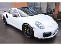 Porsche 911 Turbo S PDK-PAN ROOF-PORSCHE WARRANTY