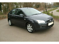 Ford Focus 1.6 Sport 5dr (grey) 2007